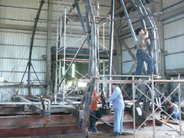 Steel Structures Preloaded