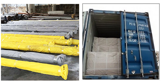 China Structures Packing supplier