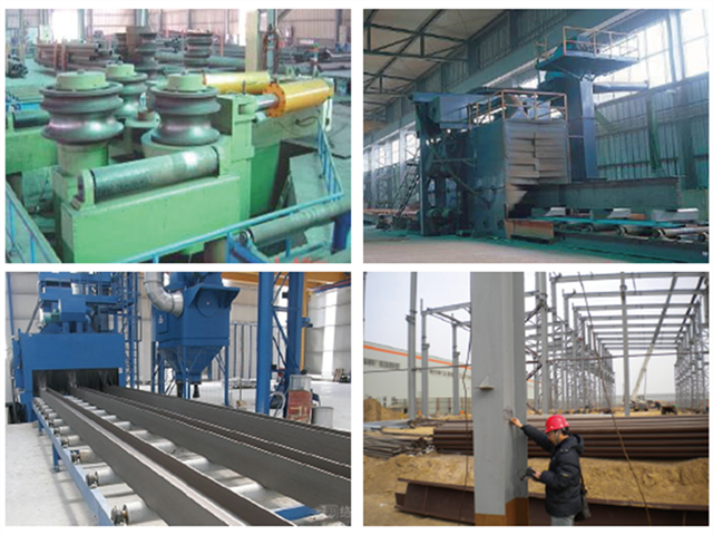 Steel Shot Blasting Machinery