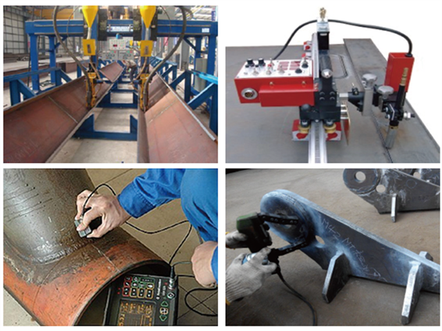 Steel Welding Machinery