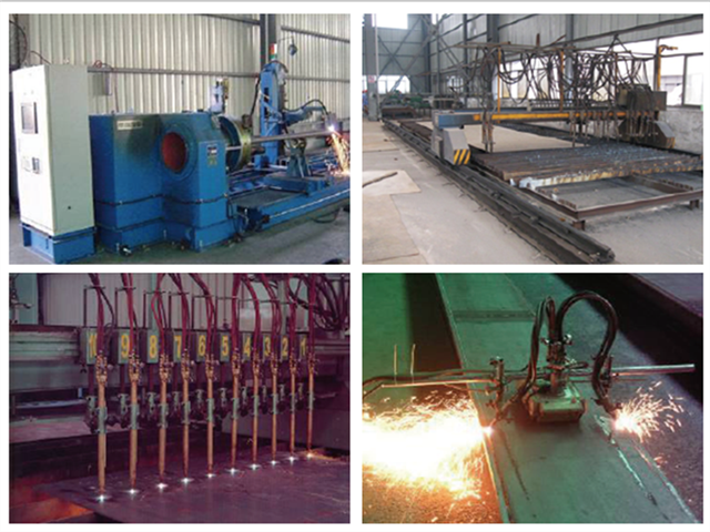 Steel Cutting Machinery