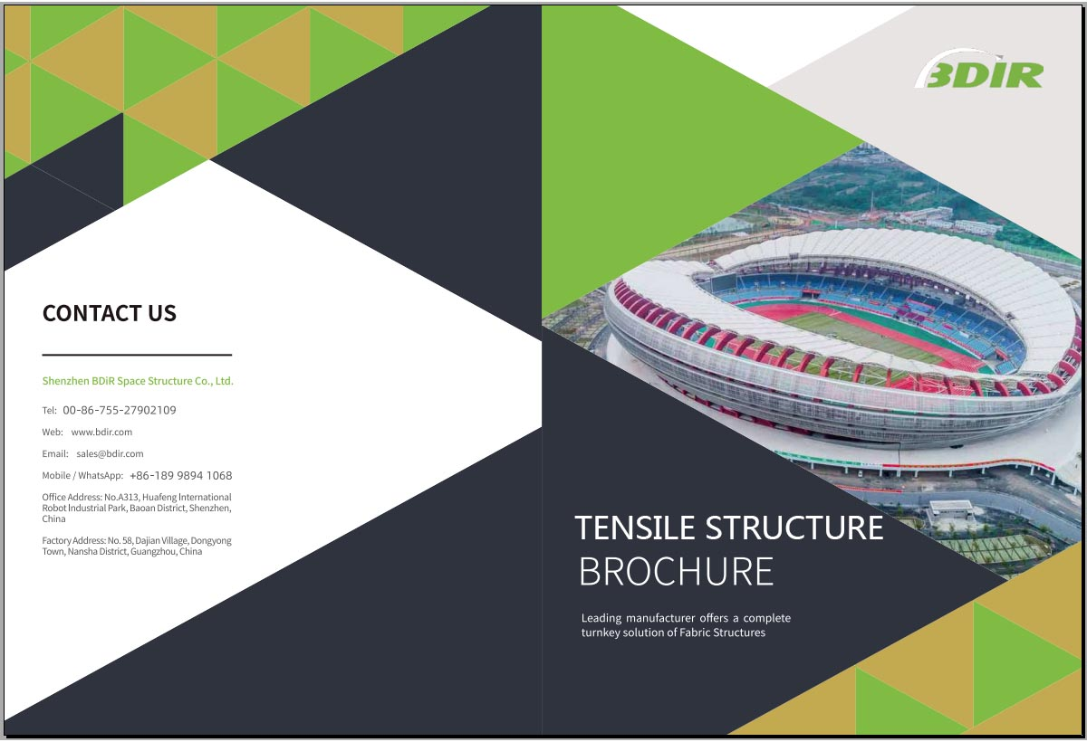 BDiR Catalog - Tensile Structure (Version 2020)