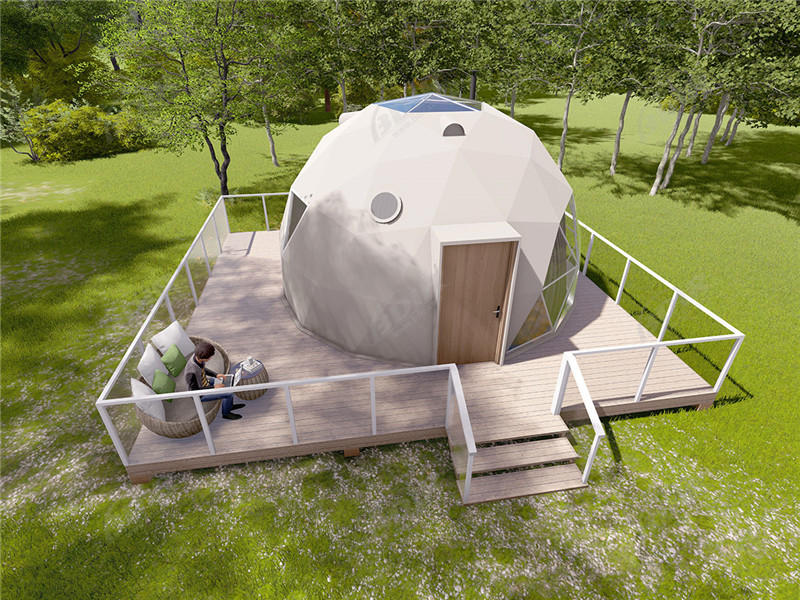 glamping-dome-holidays-uk