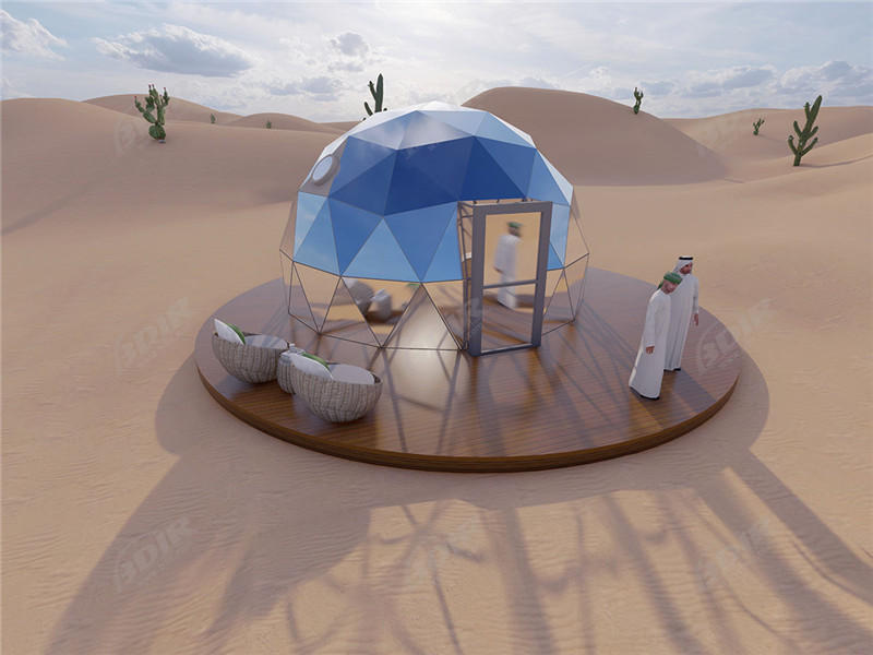 glass-dome-camping