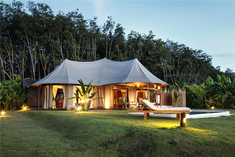 Eco Luxury Tent- in Bali