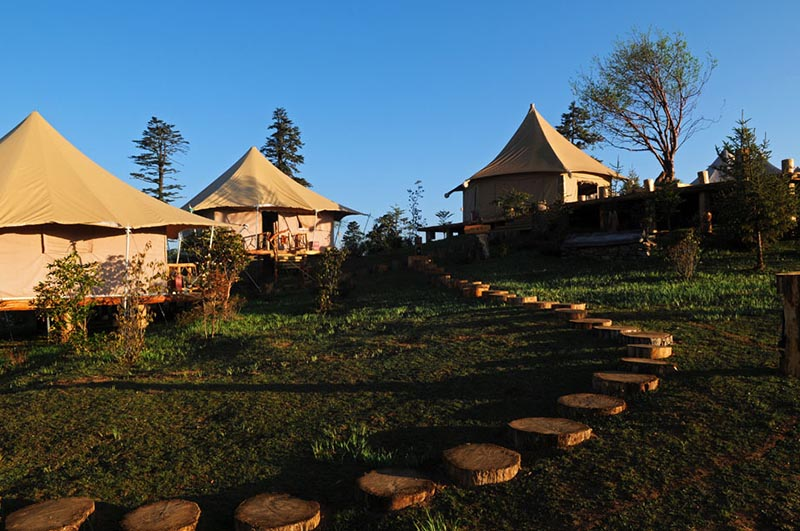 The BDiR Team Will Show You How To Identify A Good-Quality Luxury Glamping Tent