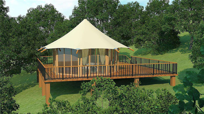 What is the Difference between a Glamping Tent and a Camping Tent?