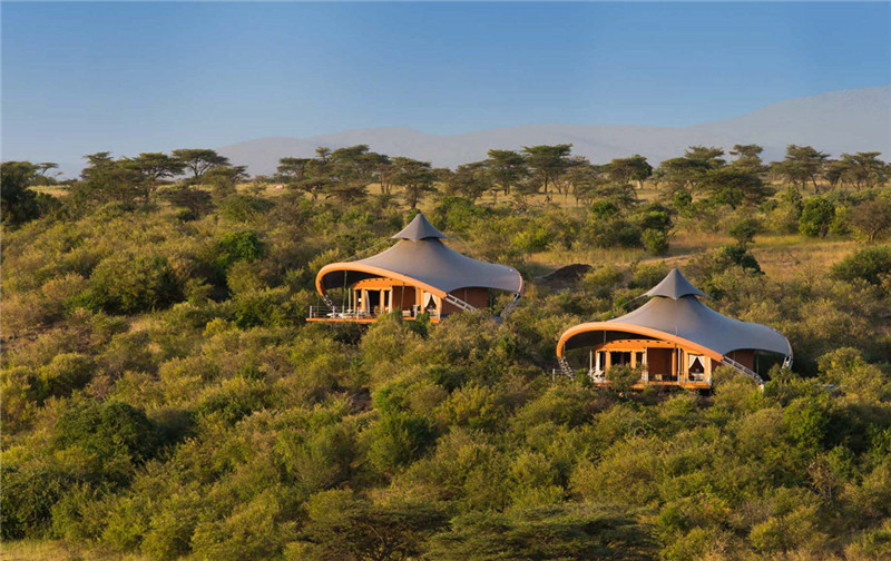 Customized Outdoor Tented Hotel: What is The Wild Luxury Glamping Tent Resort?