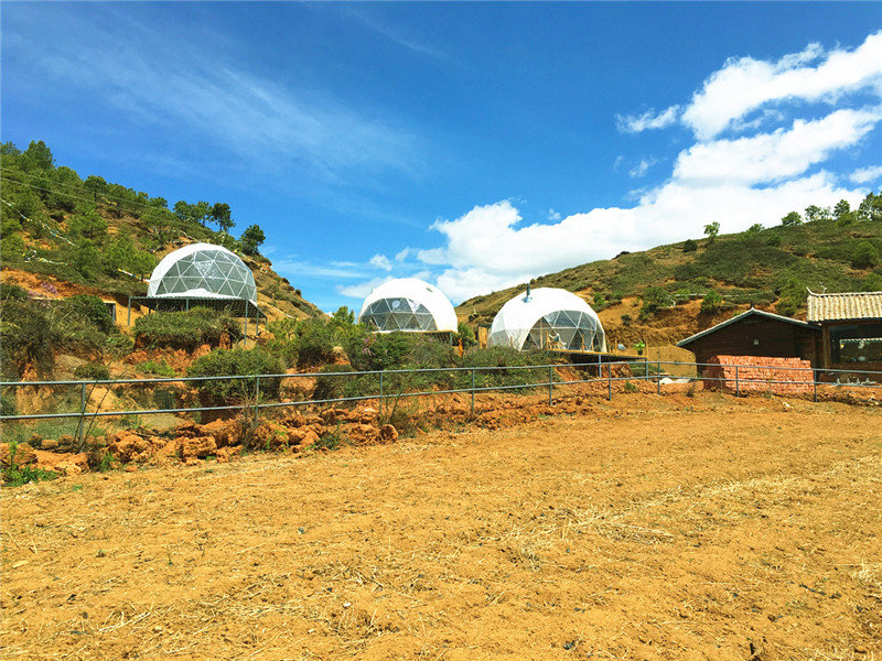 Why the Dome are Popular in Worldwide Homestay Accommodation