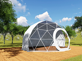 Geodesic Dome Tents