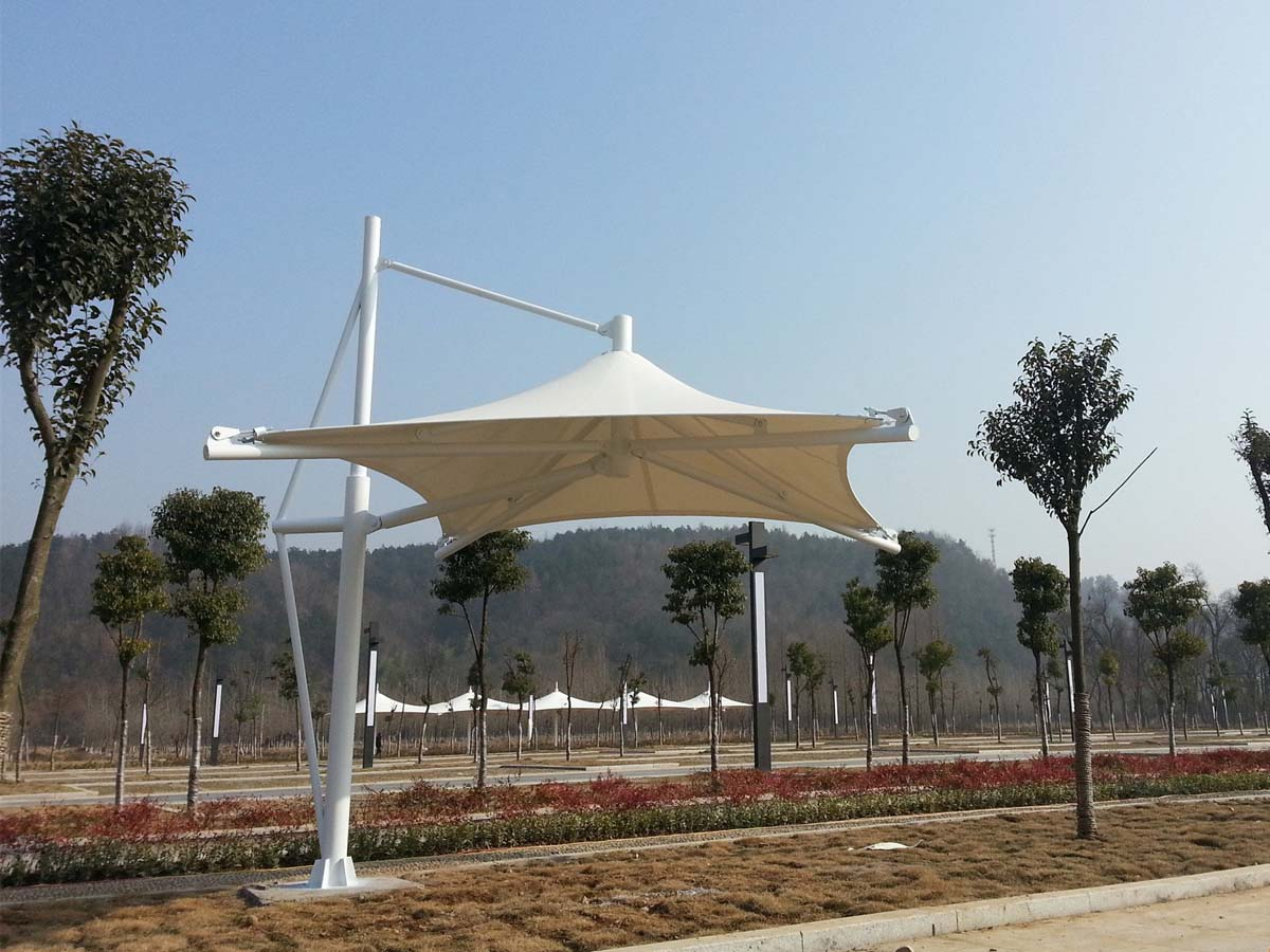 Cantilever Shape Small Tensile Structure