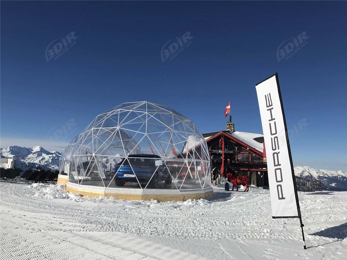 Event Domes | Exhibition Dome | Exhibition Dome Tent | Outdoor Car Exhibition Show
