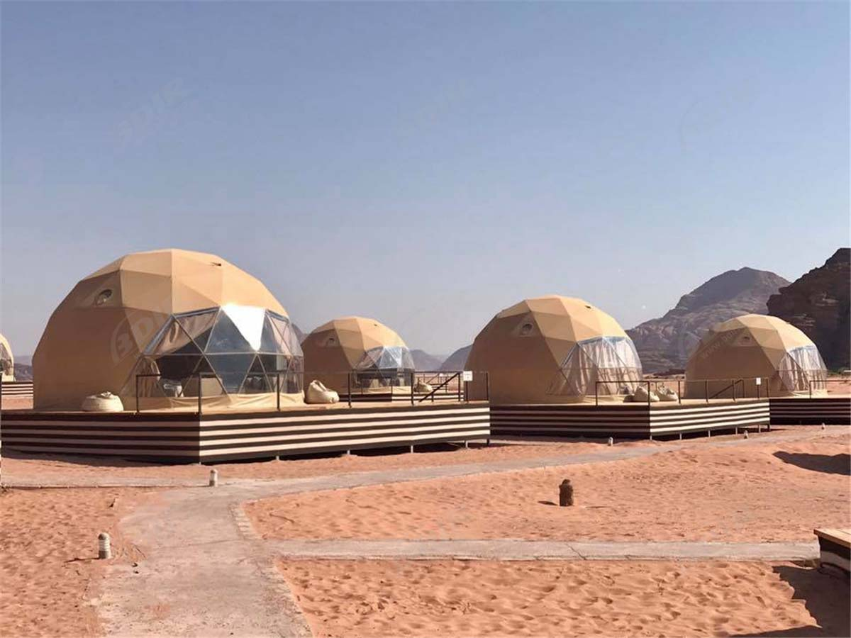 Geodesic Dome Hotel | Geodome Hotel | Eco Dome Hotel | Sun City Camp Domes