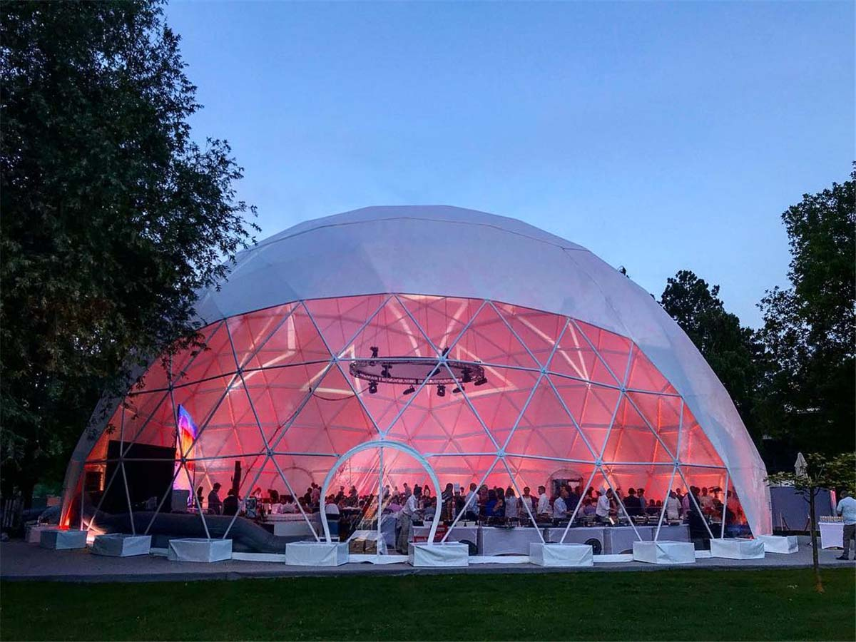 Geodesic Wedding Domes | Party Dome Tent | Festival Domes Tents