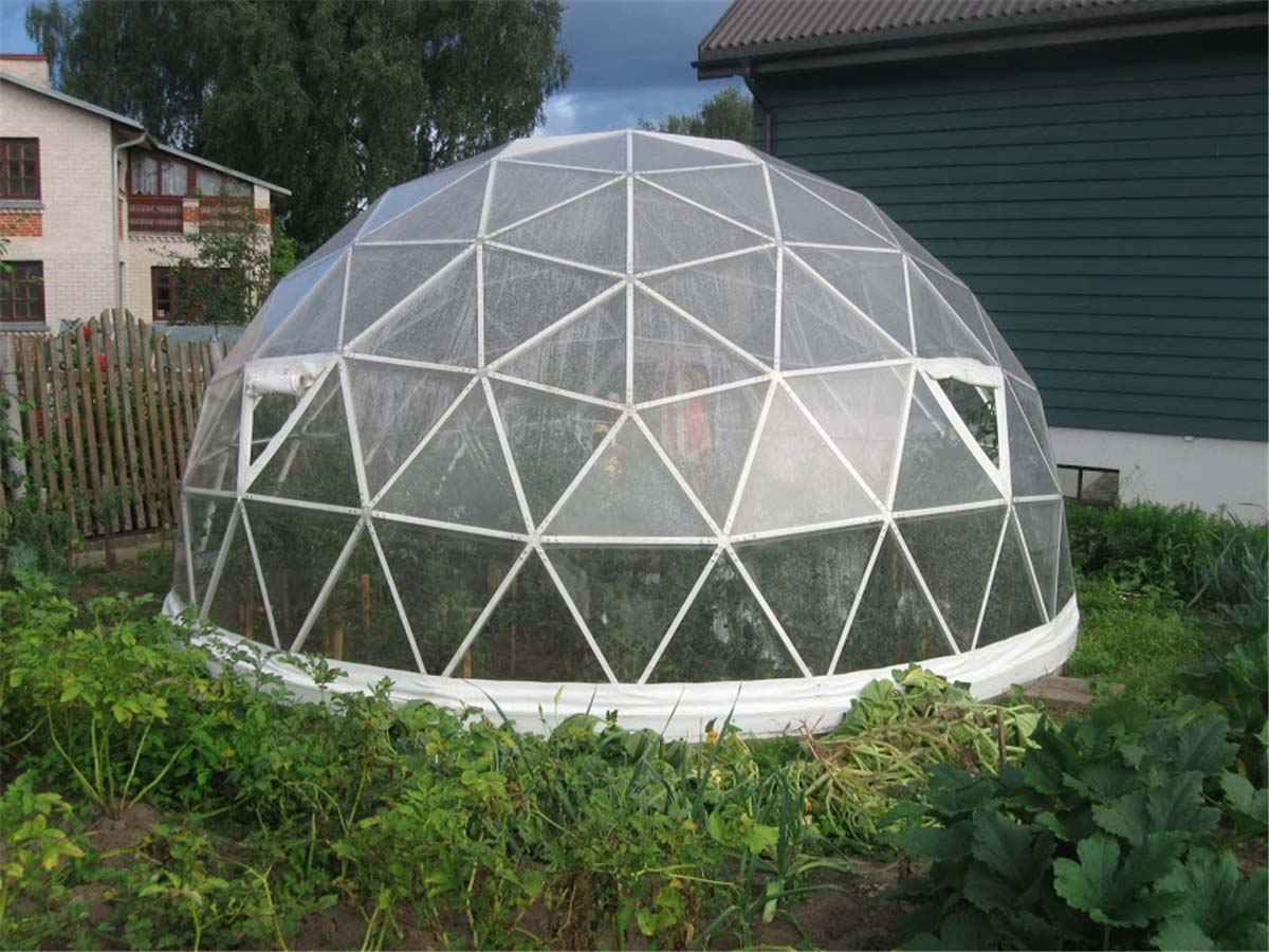 Greenhouse Domes, Geodesic Greenhouses, Geodesic Greenhouse Domes – Design & Supplier