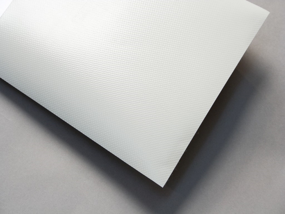 High-Performance Waterproof 1100gsm PVDF Fabric for Wastewater Canopy, Sewage Treatment Covers