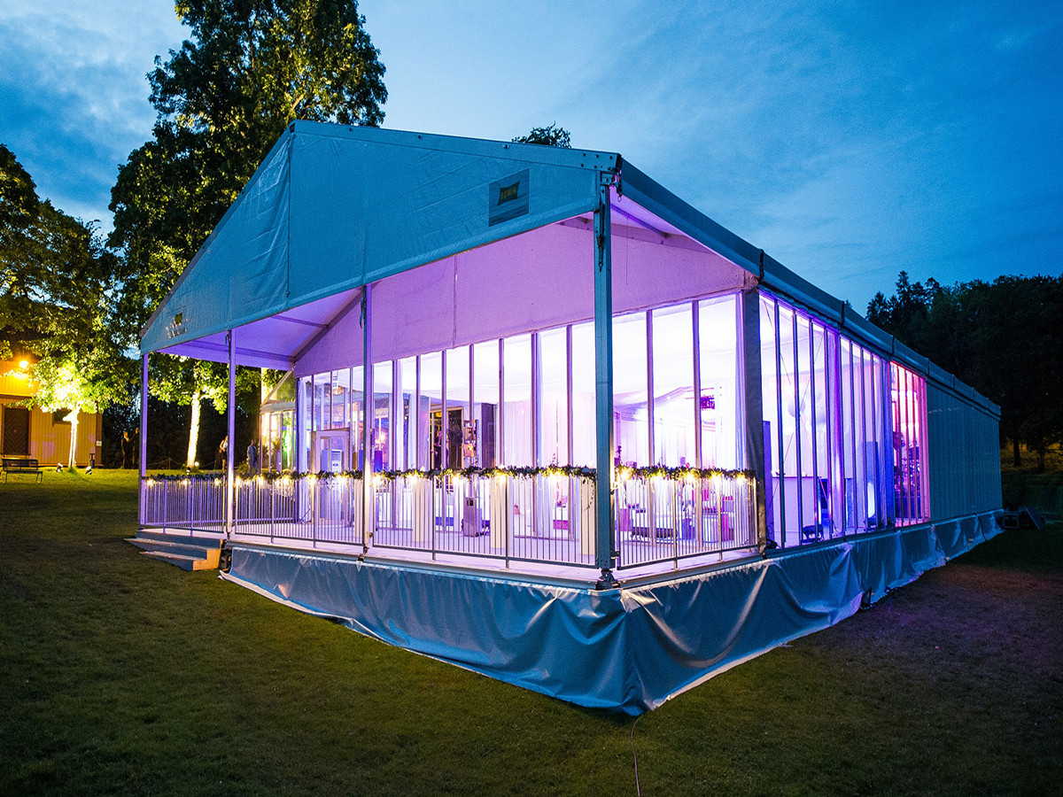 Large Event Tents | Prefabricated Event Tents Supplier & Engineer