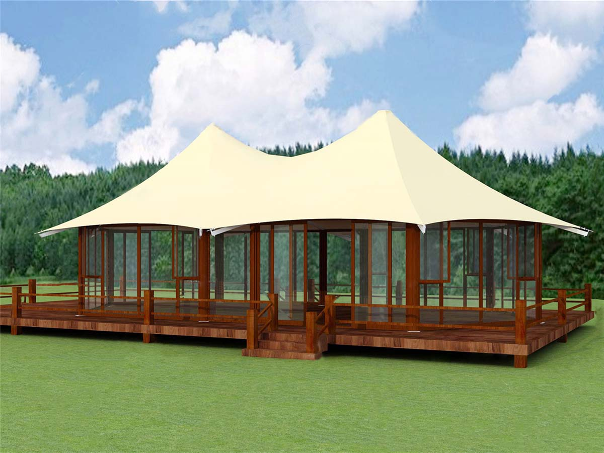 Luxury Safari Tents, Tent Cabins, Luxury Camping Tents - Costa Rica