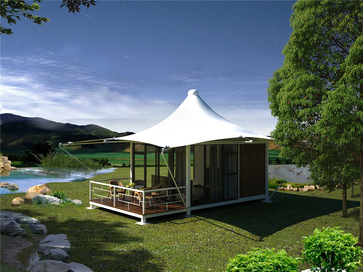 Shinta Mani Wild Tented Camp with 14 Luxury Tent Cabins - Cambodia