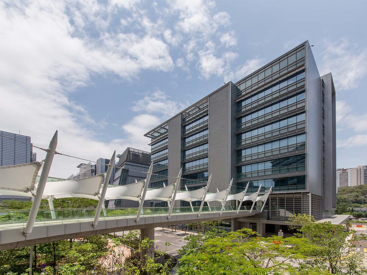 Tensile Structures for Pedestrian Bridge, Footbridge Canopy, Shades, Roof