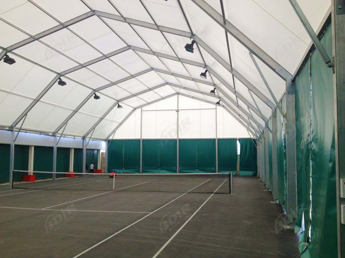 Tensile Structure for Badminton Court | Badminton Court Covers, Roofing Shade