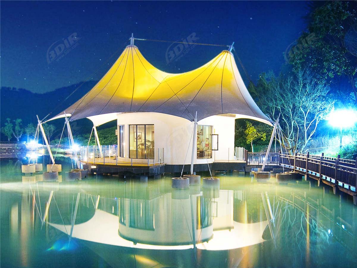 Luxury Tent Hotel Jungle Tented Resort Eco Glamping