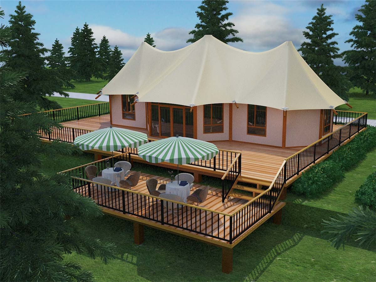 African safari Tents - Wild luxury travel in the world's most comfortable and luxurious