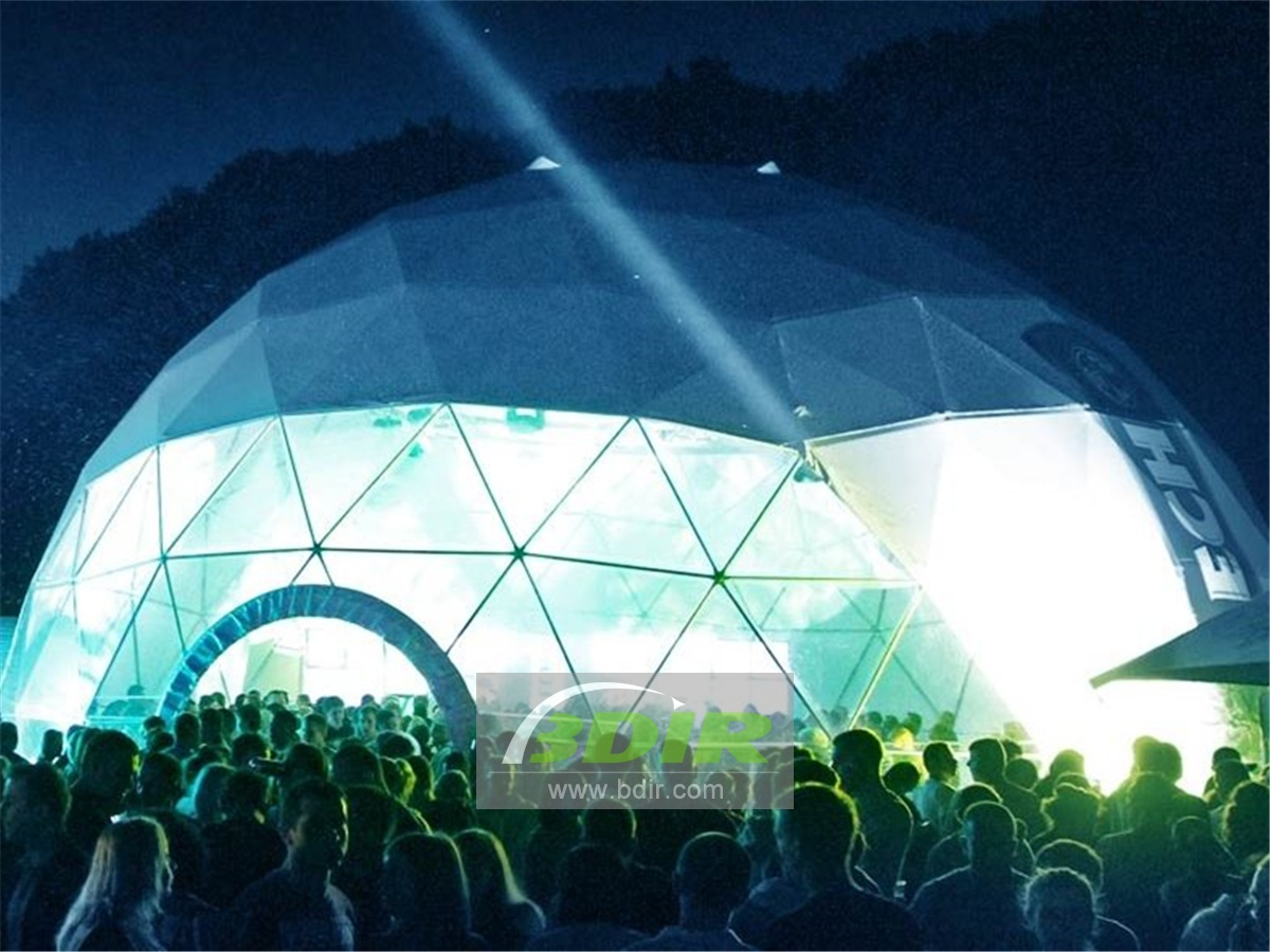 Concert Dome | Festival Structures | Music Event Dome - Design & Supplier