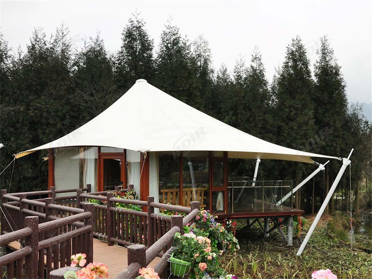 Finestra Sul Tetto Nome resort di campeggio ecosostenibile con cottage sul tetto in