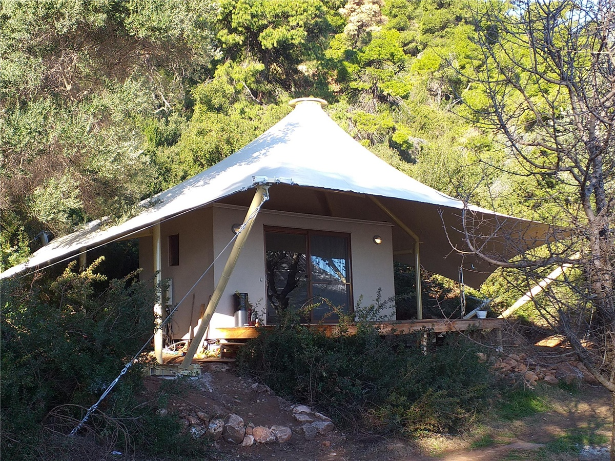 Luxury Beach Tent, Glamping Tent, Beach Camping Tent - Greece
