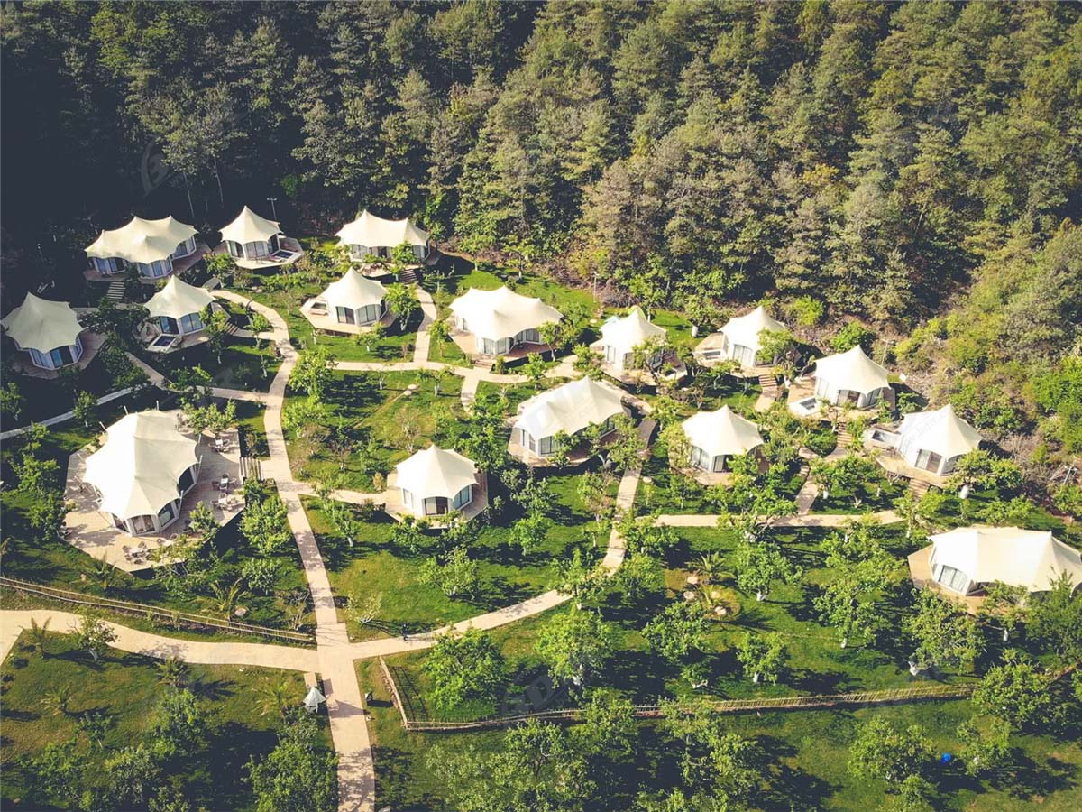 Luxe Tenthuis, Eco Tented Lodges - Kunming, China
