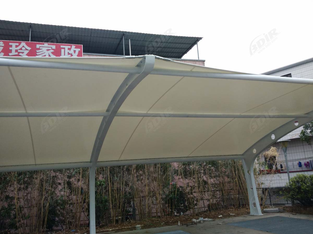 Parkeergarages voor New Splendid Restaurant & Hotel - Guangzhou, China