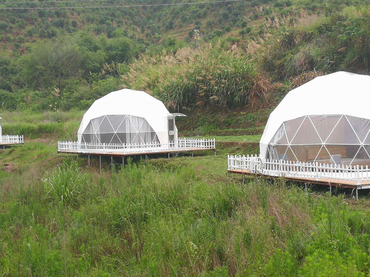 Waterproof Garden Dwell Living Room & Glamping Eco Pods - Qingyuan, Guangdong